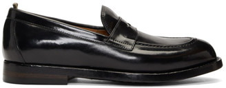 Officine Creative Black Ivy 004 Loafers