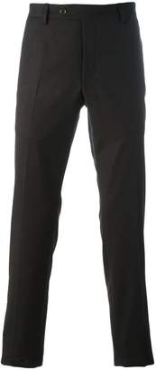 Al Duca D'Aosta 1902 slim fit tailored trousers
