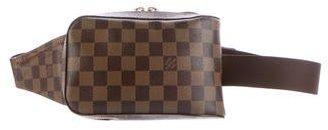 Louis Vuitton Damier Geronimos Waist Bag $795 thestylecure.com