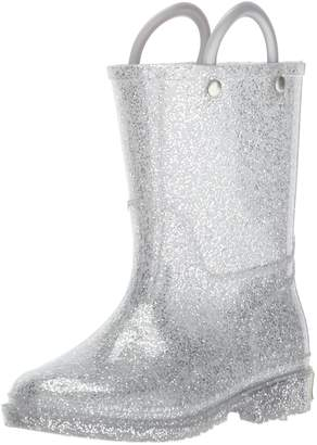 Western Chief Kids' Glitter Rain Boot