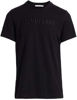 Helmut Lang Tonal Logo Tee