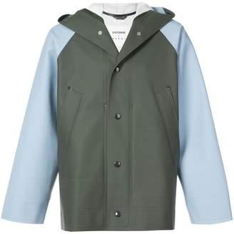 Marni hooded matte jacket