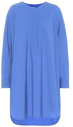 Max Mara Wool-blend blouse