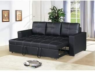 Latitude Run Clauderson Convertible Sofa