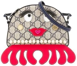 Gucci Kids GG Octopus messenger bag