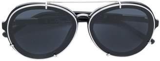 3.1 Phillip Lim double bridge sunglasses