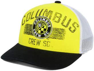 adidas Columbus Crew Sc Truckn Adjustable Cap