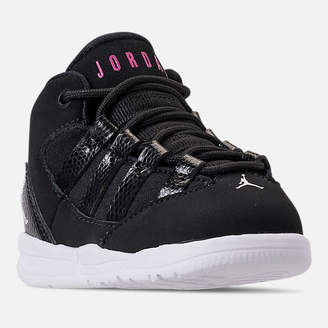 Nike Girls' Toddler Jordan Max Aura Basketball Shoes