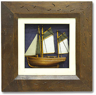 Square Frame With Yacht Marine Accessories