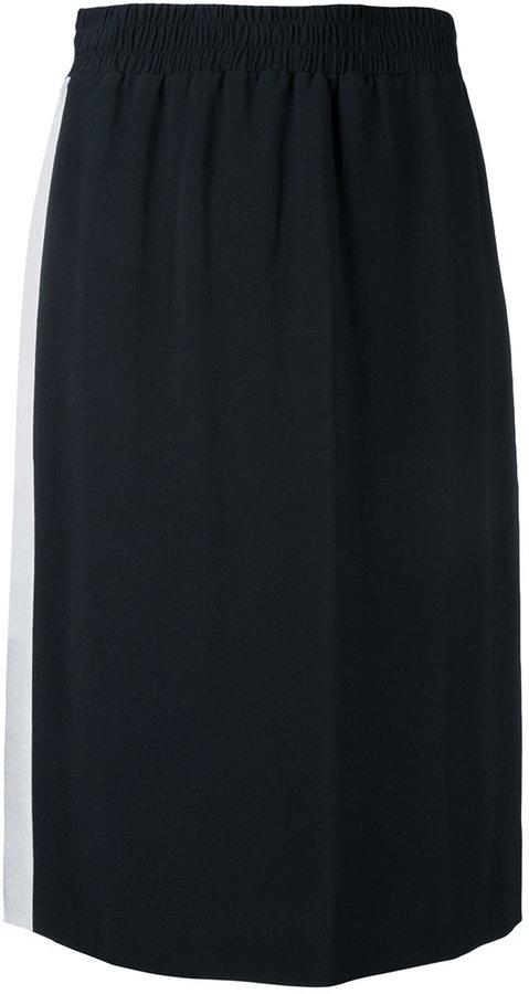 Each X Other side stripe skirt