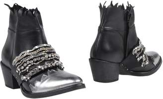 Elena Iachi Ankle boots - Item 11424572IE