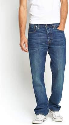 Levi's 501 Mens Premium Original Fit Jeans