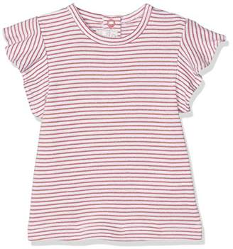 Mamas and Papas Baby Girls' Stripe Tee T-Shirt,3-6 Months