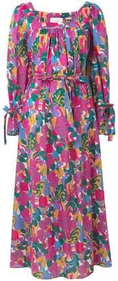 DAY Birger et Mikkelsen La Doublej long sleeve printed dress