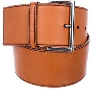 Prada Leather Waist Belt