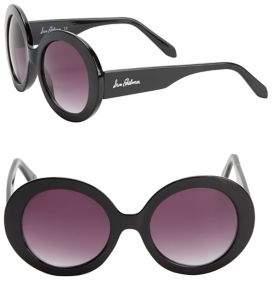 Sam Edelman 54MM Round Sunglasses