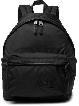 Eastpak Padded Pak'r Canvas Backpack - Black