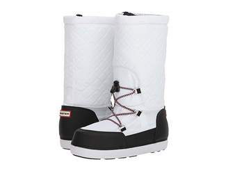 Hunter Quilted Snow Boots
