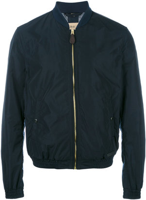 Burberry Brentfield bomber jacket $542.90 thestylecure.com