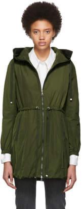 Moncler Green Topaz Coat