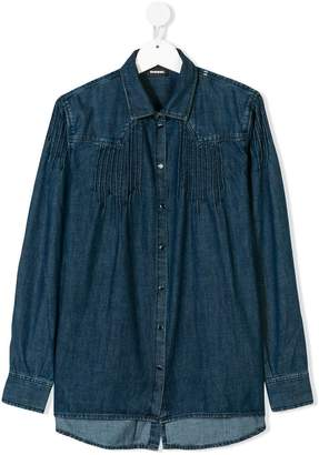 Diesel TEEN Cammy denim shirt