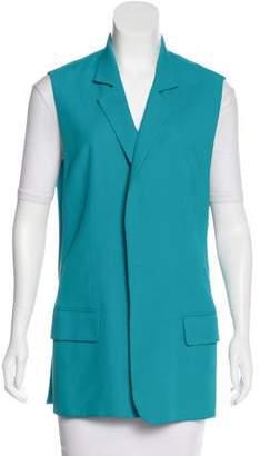 Alexander Wang Tailored Notch-Lapel Vest