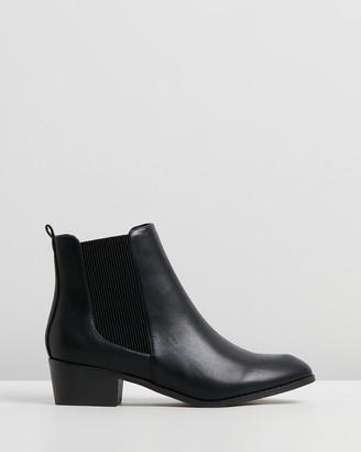 Spurr Philo Ankle Boots