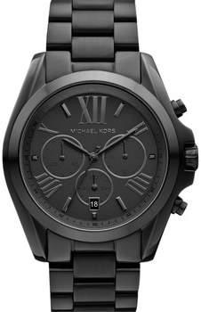 Armbanduhr bradshaw MK5550 Damenuhr Schwarzes Edelstahlarmband