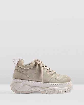 Topshop Cairo Chunky Trainers