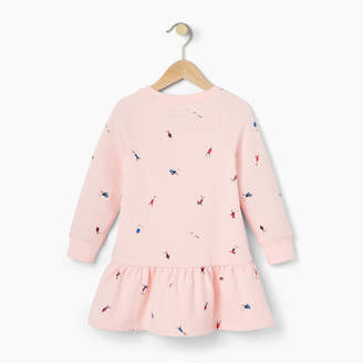 Roots Toddler Skater AOP Dress