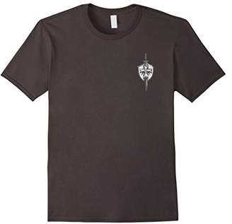 The Crusader T Shirt - I Fear No Evil - Knights Templar
