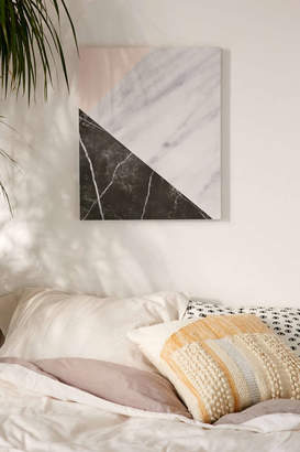 Deny Designs Emanuela Carratoni For Deny Marble Collage Canvas Wall Art