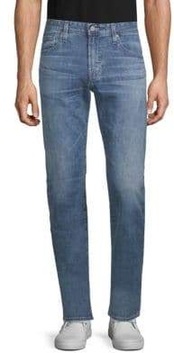 AG Jeans Stretch Cotton Slim-Fit Jeans