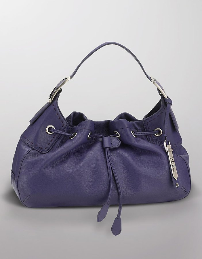 Cole Haan Village Soft Small Drawstring Hobo Bag
