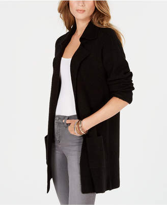 Style&Co. Style & Co Petite Long Sweater Blazer, Created for Macy's