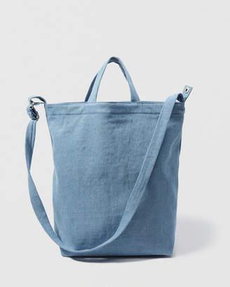 Abercrombie & Fitch Baggu Canvas Tote Bag