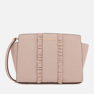 MICHAEL Michael Kors Women's Selma Medium Messenger Bag - Soft Pink