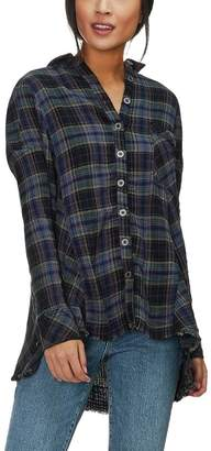 Free People Juniper Ridge Button Down Top - Women's