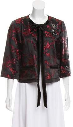 Marc Jacobs Cherry Blossom-Printed Jacket