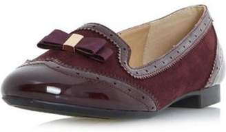 Dorothy Perkins Womens *Head Over Heels by Dune Burgundy 'Graicee' Loafers