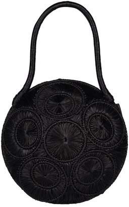Sophie Anderson Round Raffia Basket Bag