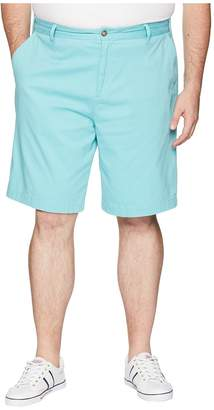 Nautica Big Tall Fashion Solid Deck Shorts Men's Shorts