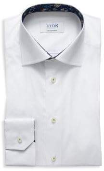 Eton Contemporary-Fit Button-Down Shirt