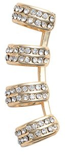 Women's Jules Smith Crystal Ear Cuff $100 thestylecure.com