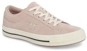 Converse One Star Suede Low Top Sneaker