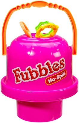 Little Kids Fubbles No-Spill Big Bubble Bucket