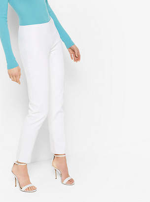 Michael Kors Stretch-Cotton Pants