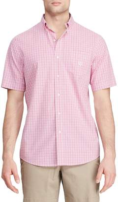 Chaps Big Tall Easy-Care Button-Down Shirt