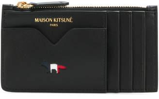 MAISON KITSUNÉ cardholder coin pouch