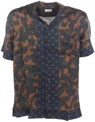 Dries Van Noten Abstract Print Shirt
